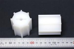 樹脂加工 プラスチック加工 UHMW-PE(超高分子ポリエチレン)
