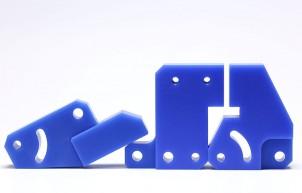 樹脂加工 プラすチック加工 MCナイロン コストダウン