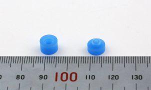 樹脂加工 プラスチック加工 アクリル(ブルー) コストダウン