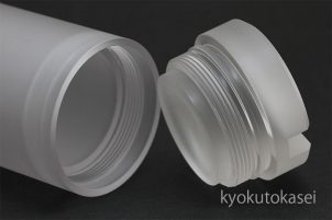 樹脂加工 プラスチック加工 ポリカーボネート(透明) コストダウン