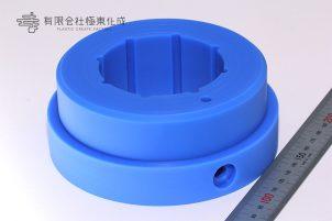樹脂加工 プラスチック加工 MCナイロン(MC901)コストダウン