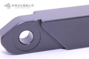 樹脂加工 プラスチック加工 POM(黒) コストダウン 大阪