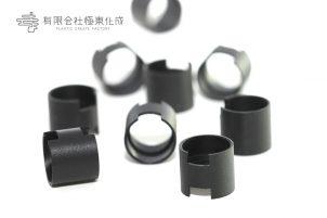 樹脂加工 プラスチック加工 ポリカーボネート(G20%)コストダウン 大阪
