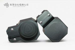 樹脂加工 プラスチック加工 ABS(黒) 大阪 コストダウン