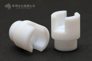 樹脂加工 プラスチック加工 PTFE(テフロン) 大阪 コストダウン