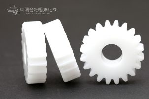 樹脂加工 プラスチック加工 POM(N) 大阪 コストダウン