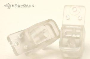 樹脂加工 プラスチック加工 PVC(塩ビ 透明) 大阪 コストダウン