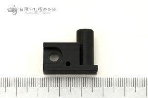 樹脂加工 プラスチック加工 ABS(黒) コストダウン 大阪